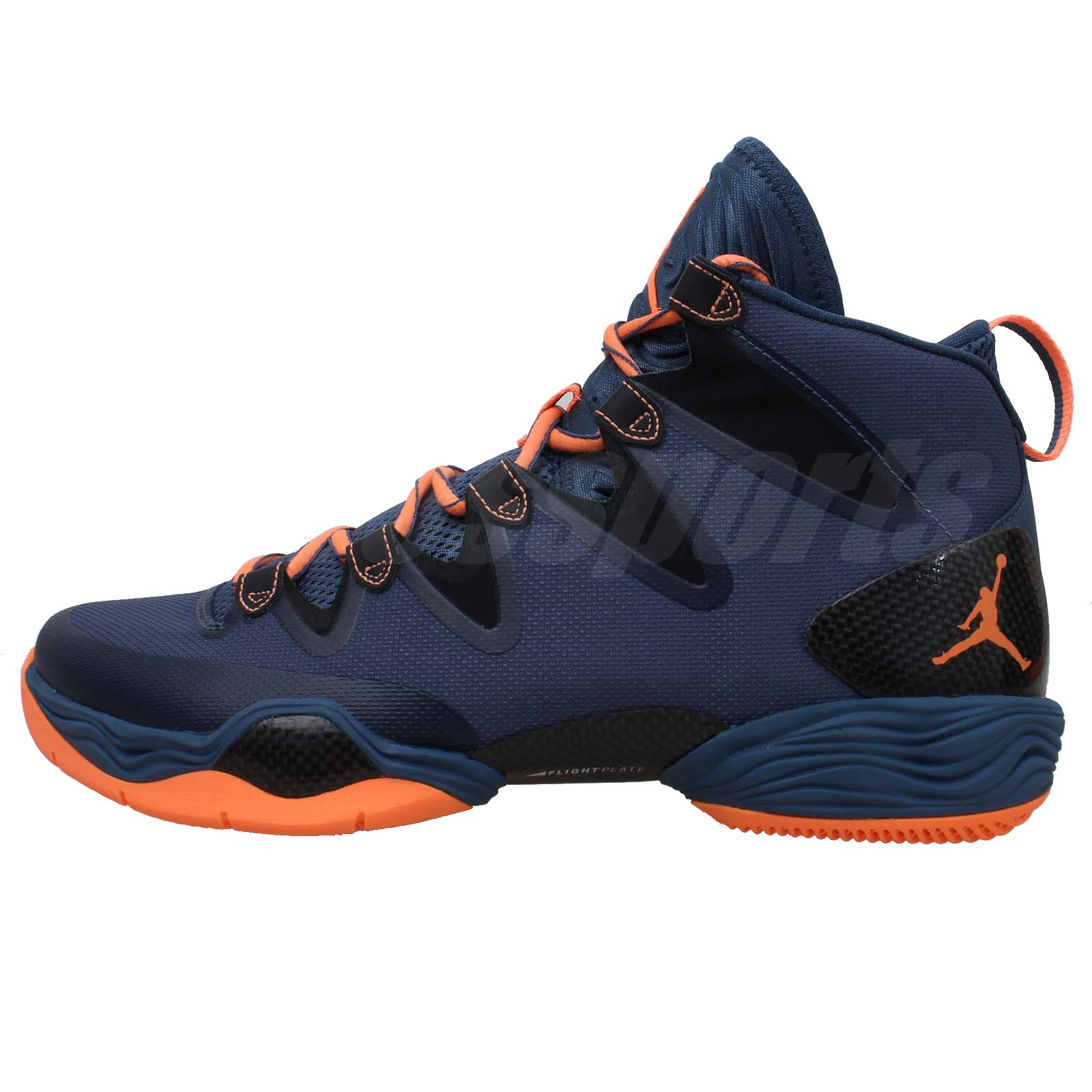 Nike Air Jordan XX8 SE 28 Russell Westbrook Navy Orange ...