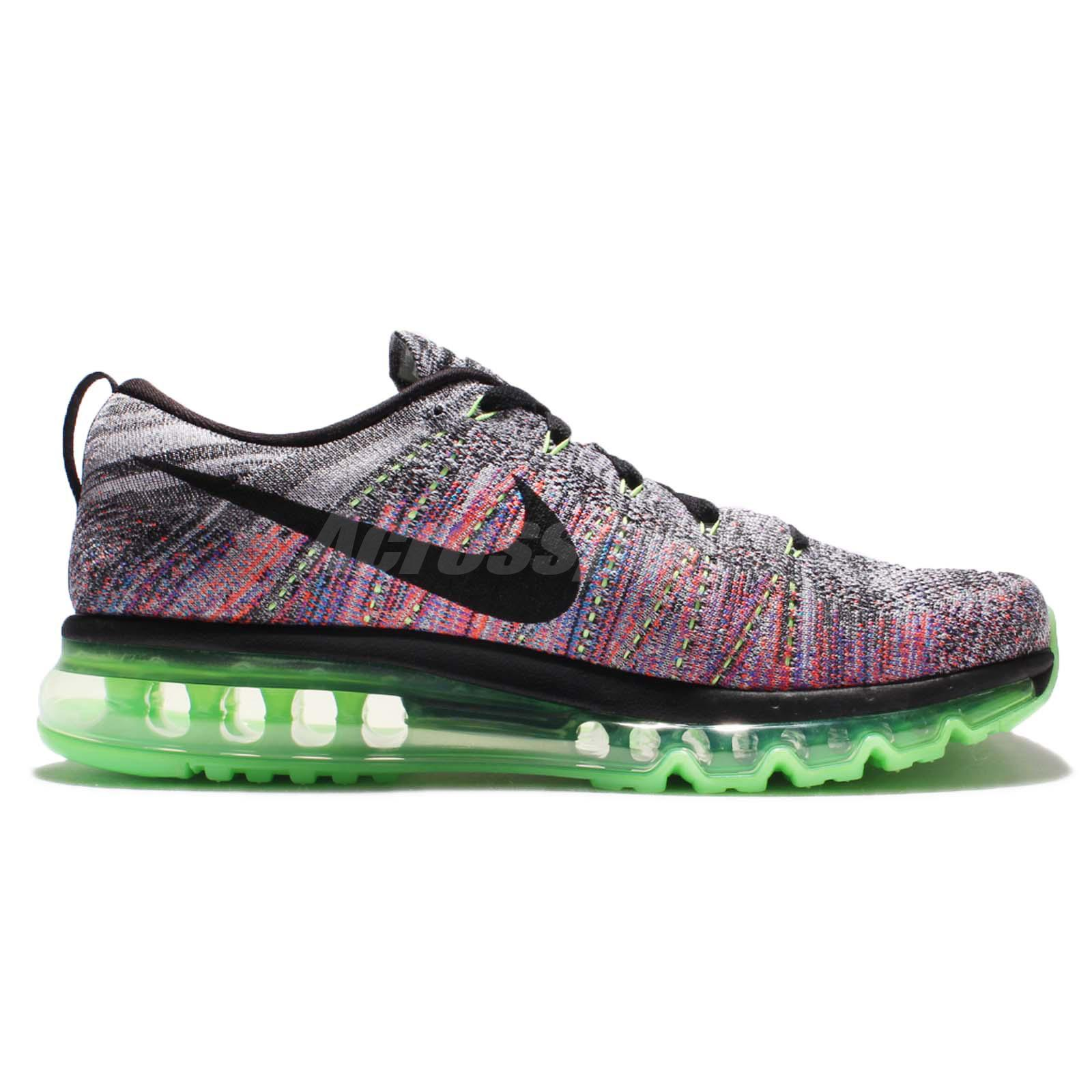 3fa07e75ee65 ... reduced ghost green wolf grey condition brand new with box nike flyknit  air max 8b880 b114e