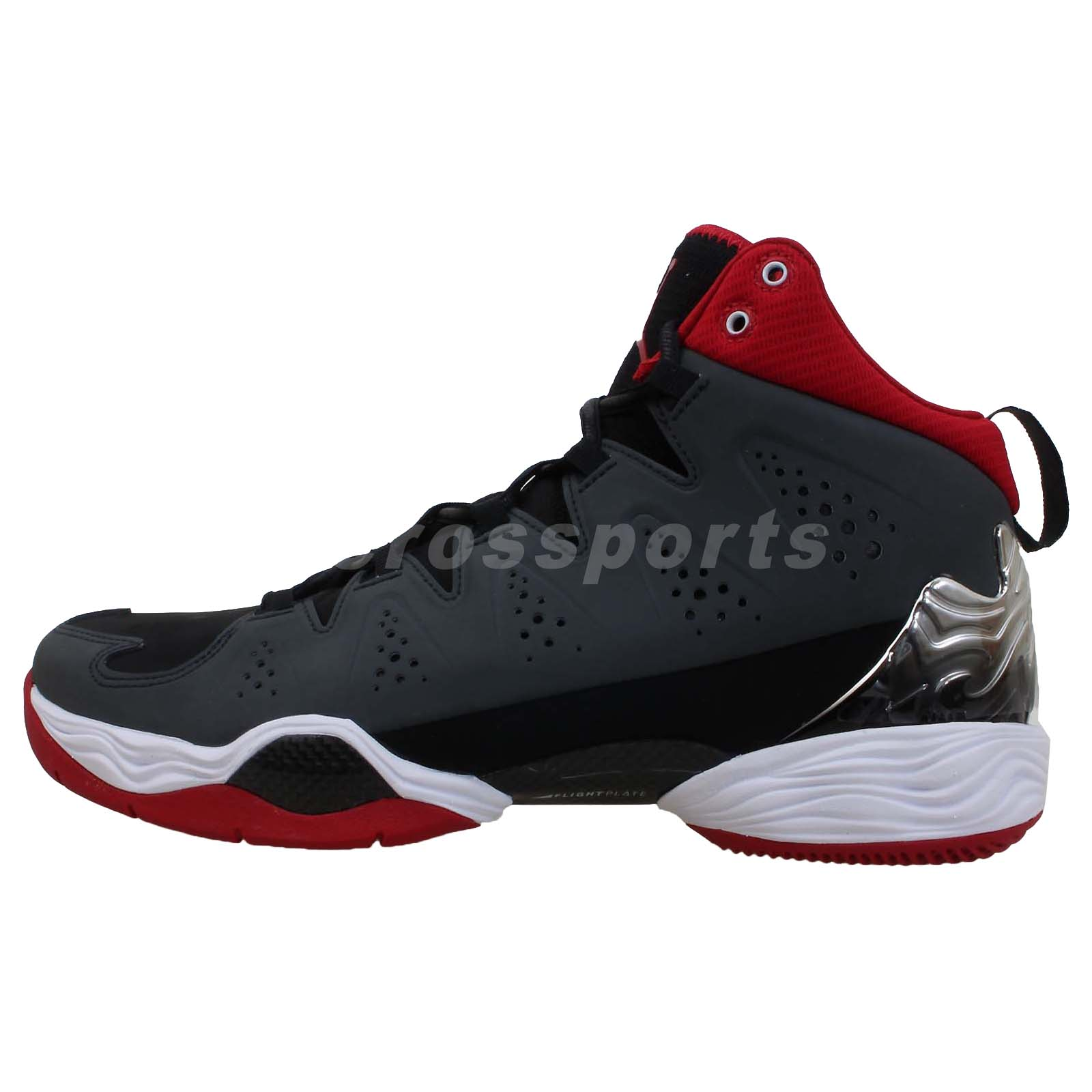 Nike Jordan Melo M10 Carmelo Anthony Grey 2014 Mens ...