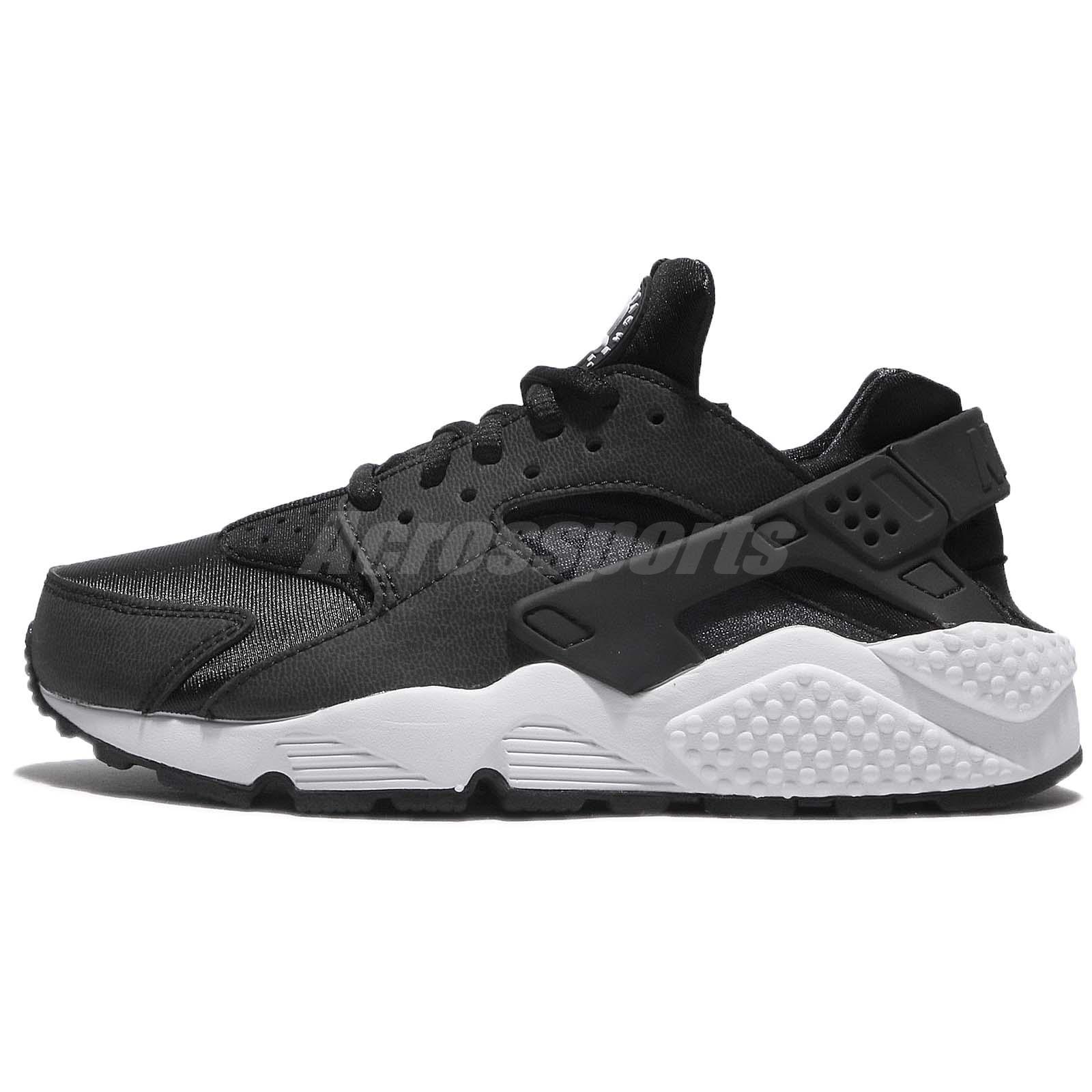 best service 0b929 17809 Nike Wmns Air Huarache Run Black White Women Running Shoes Sneakers  634835-006