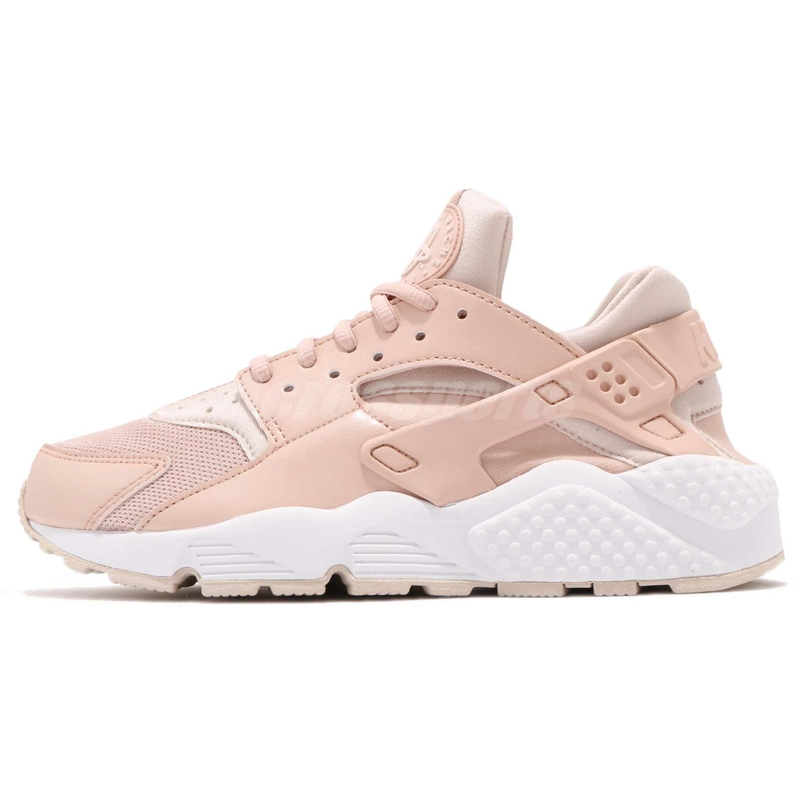 new product 6c6cd de341 Nike Wmns Air Huarache Run Particle Beige Desert Sand Women Shoes 634835-202