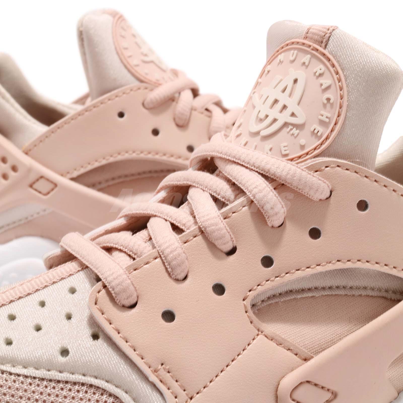 Detalles acerca de Nike Mujeres Air Huarache Run partícula beige arena del desierto Mujer Zapatos 634835 202 mostrar título original