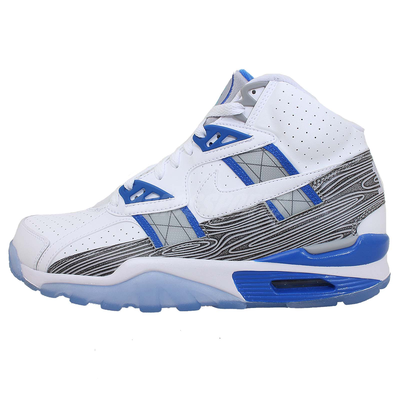 Nike Air Trainer Sc High Prm Qs Broken Bats Bo Jackson