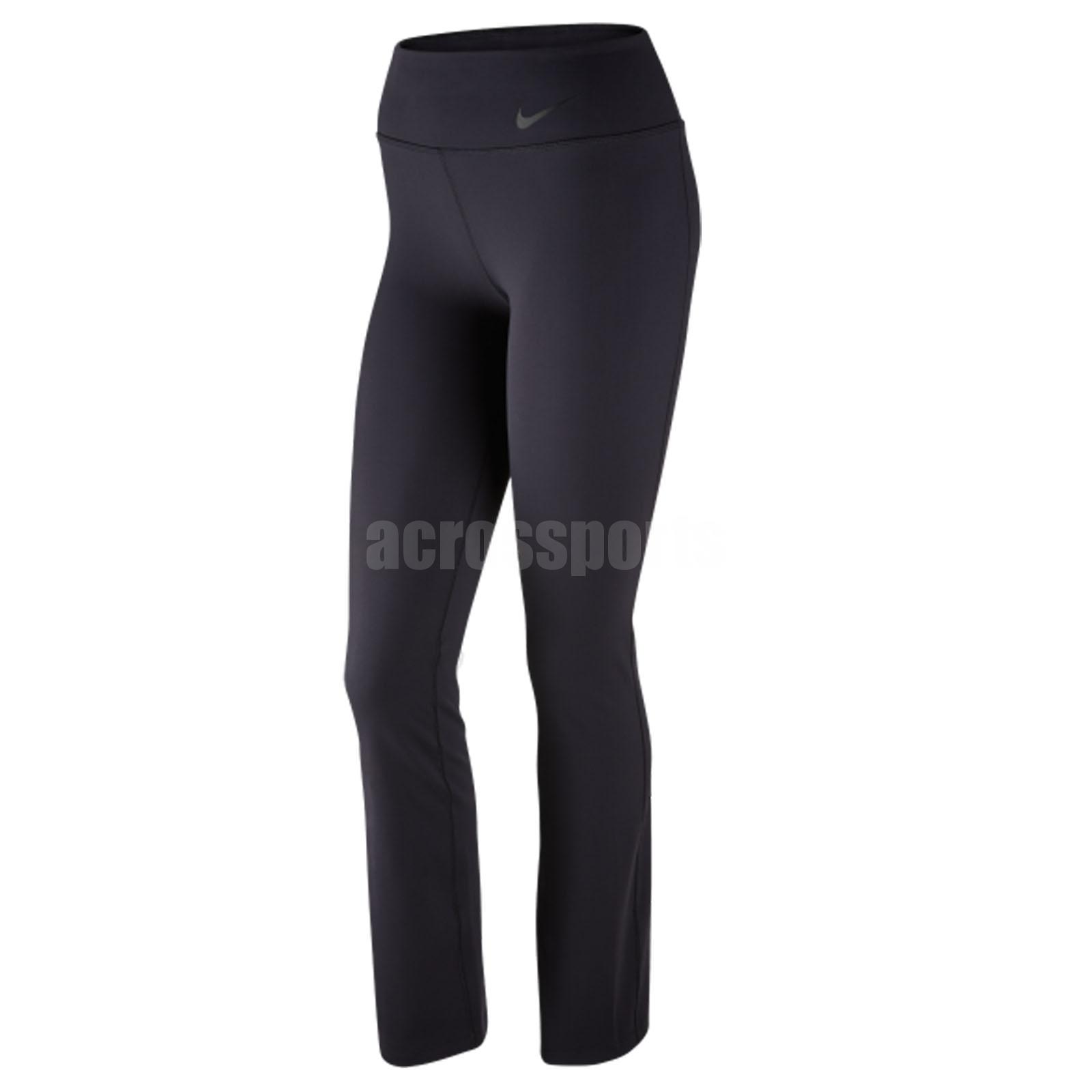 0eae12a5181 Details about Asian Size Nike Legendary Skinny Grey Womens Yoga Pants  Sweatpants 642539-012