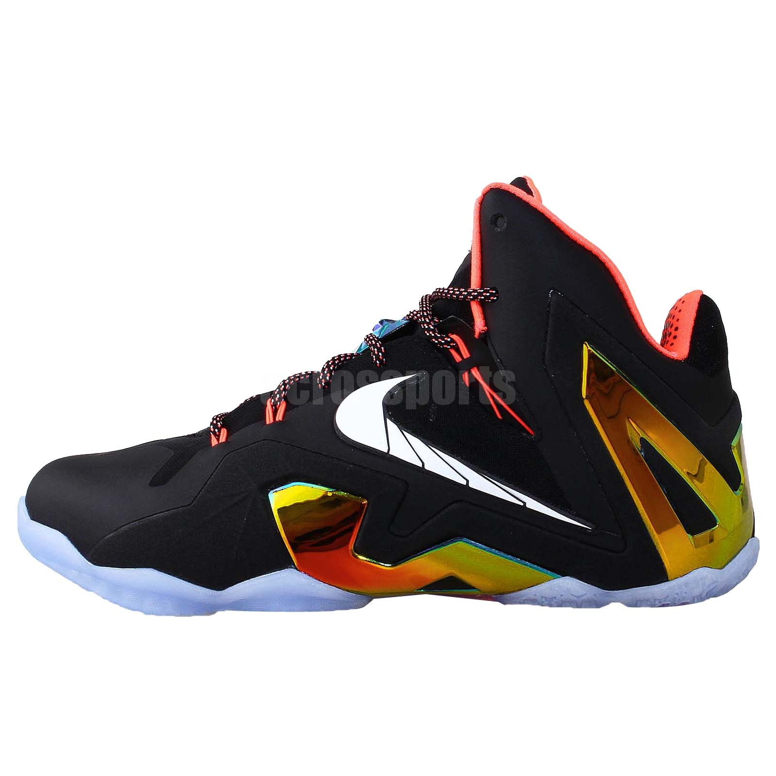 Nike Lebron XI Elite 11 King James Gold Collection 2014 ...