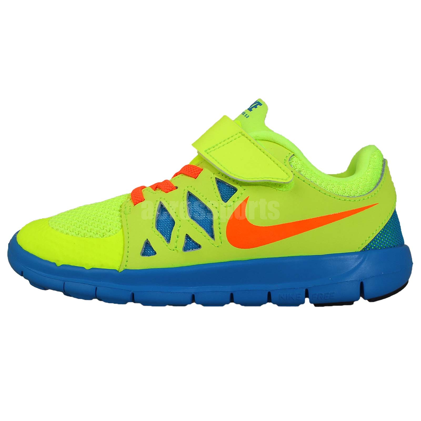Nike Velcro Shoes Just Do It