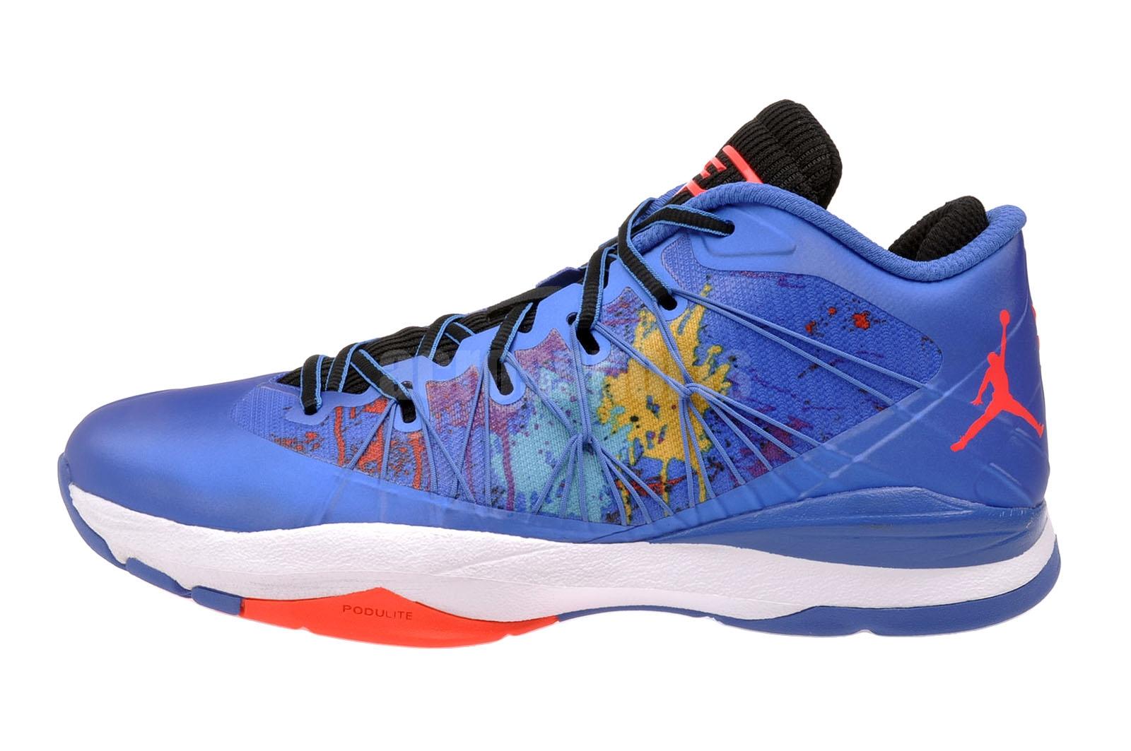 Nike Jordan CP3.VII AE Air Chris Paul Basketball Shoes ...