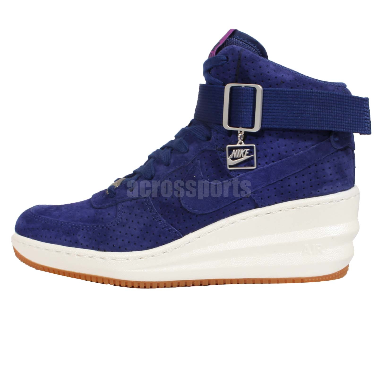 dbf3832bde4 Nike Lunar Force Sky Hi Wedge Sneaker Shoes Sky Hi News