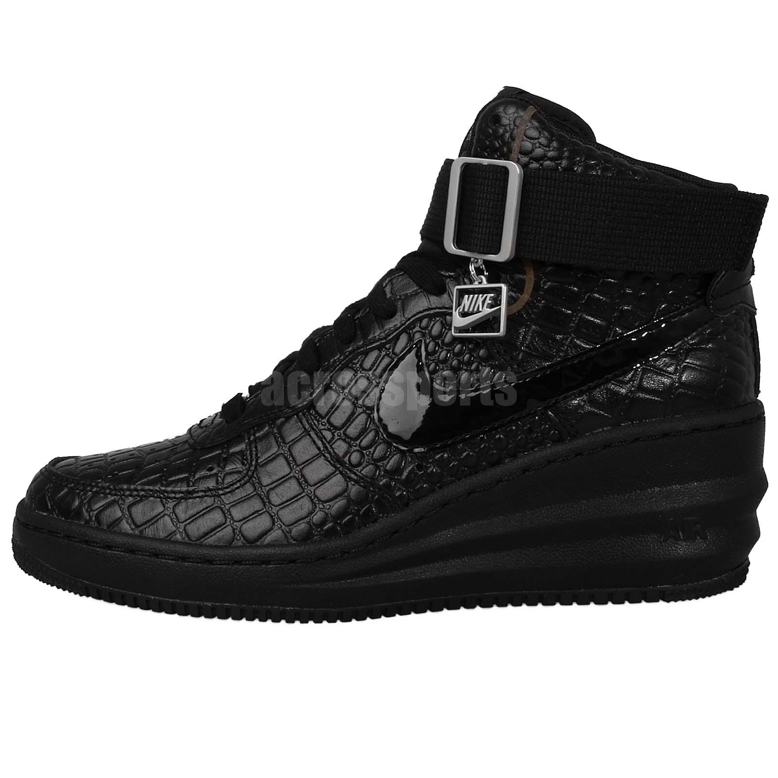Nike Lunar Force  Sky Hi Women S Shoe