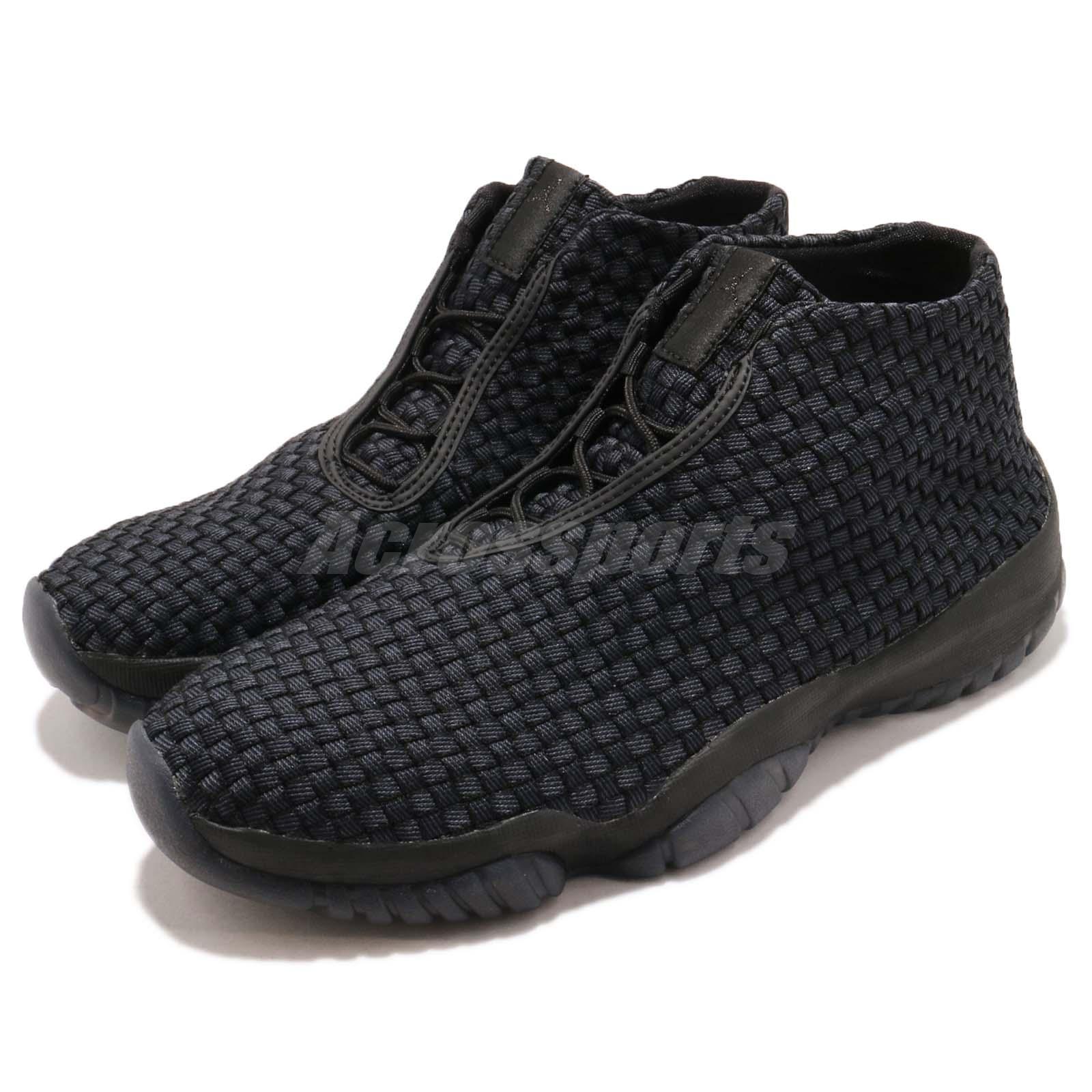Details about Nike Air Jordan Future Black Anthracite Men Casual Shoes  Sneakers 656503-001 d67265d9f