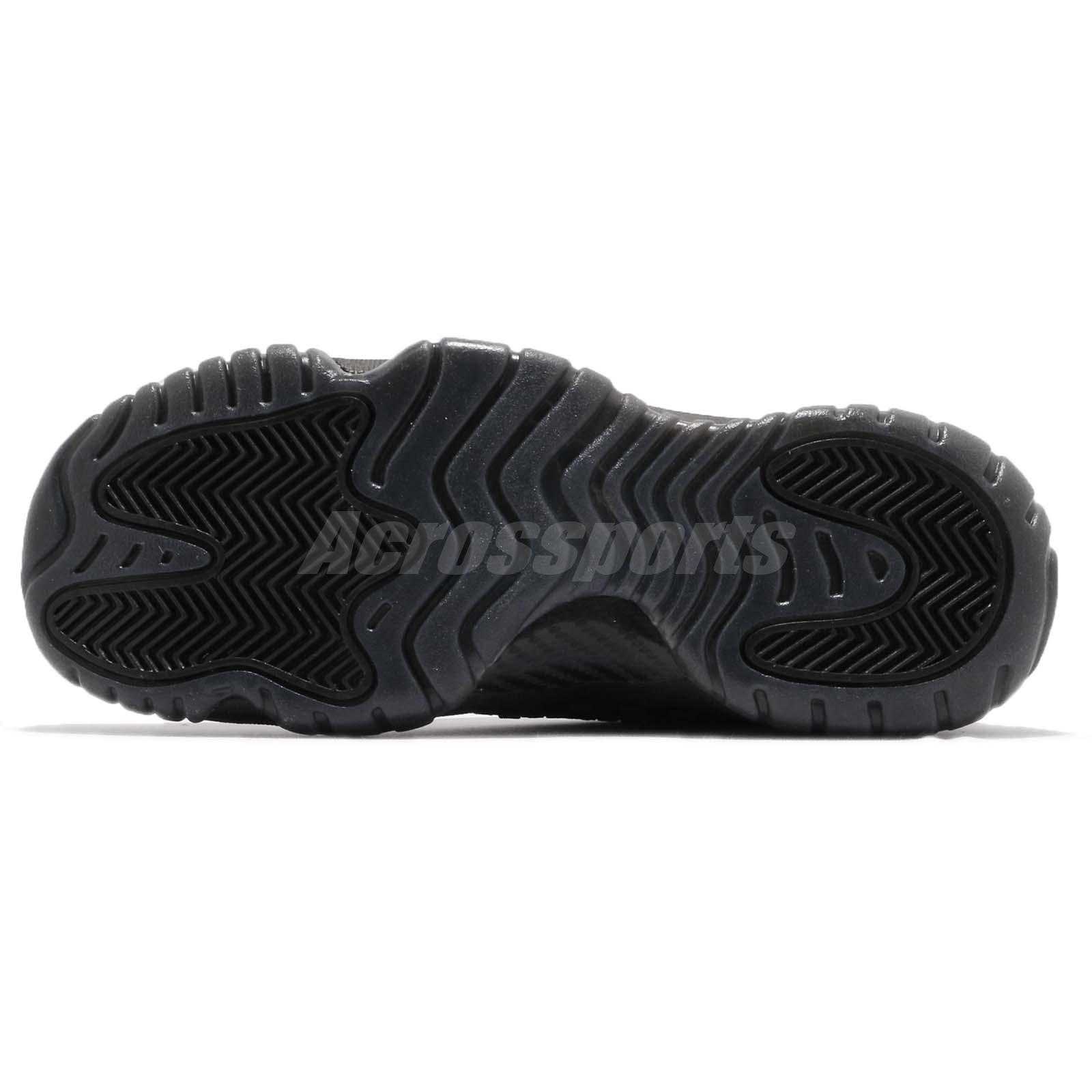 Nike Air Jordan Future Bg Black Anthracite Kid Youth Women Shoes 656504-001 Athletic Shoes Clothing, Shoes & Accessories
