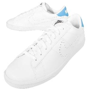 detailed look f8edc 32426 ... nike enfants chaussures - Nike Tennis Classic CS White Blue Mens Casual  Shoes Sneakers . ...