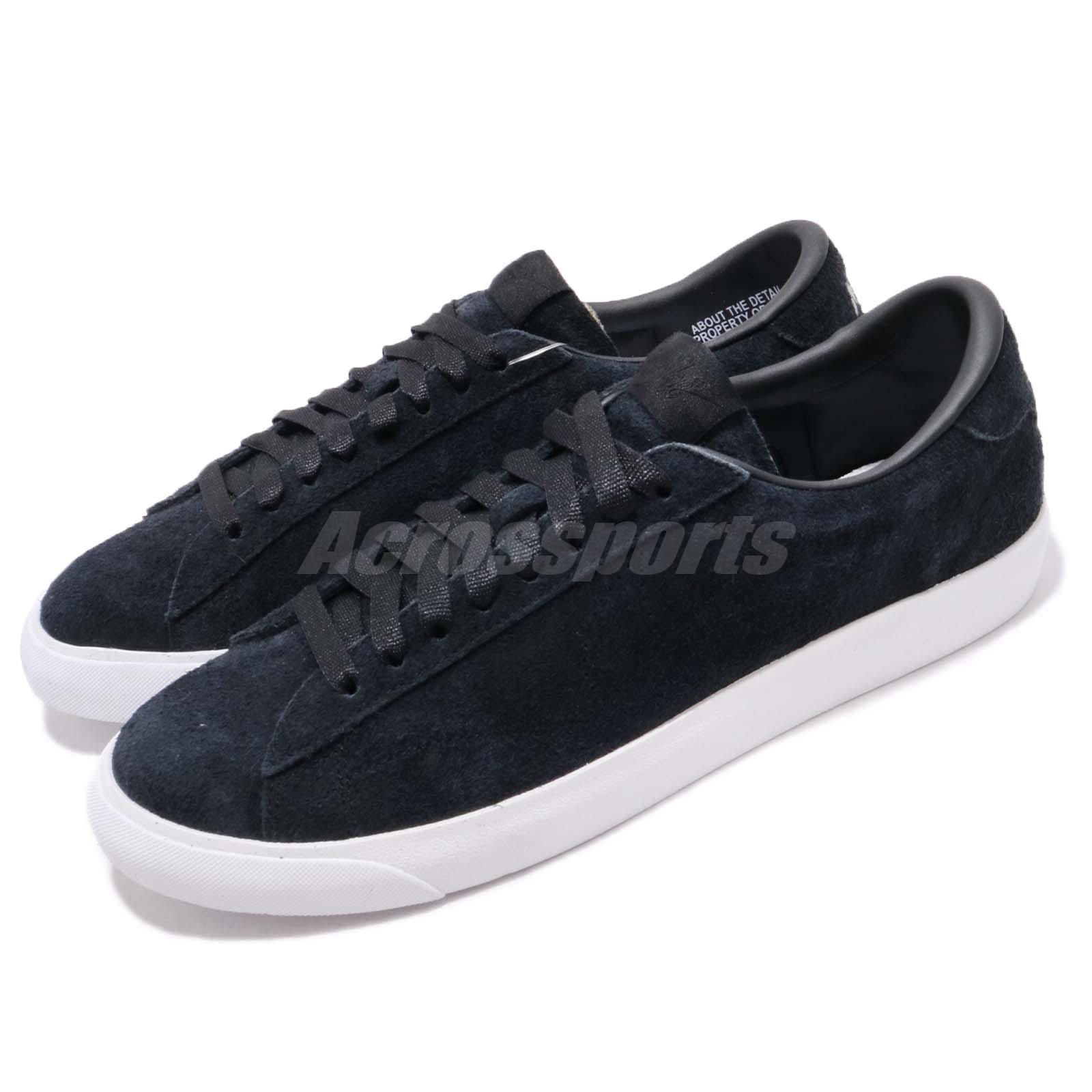 premium selection a5a21 1a34d Details about Fragment X Nike Tennis Classic AC SP Black White Men Casual  Shoes 693505-001