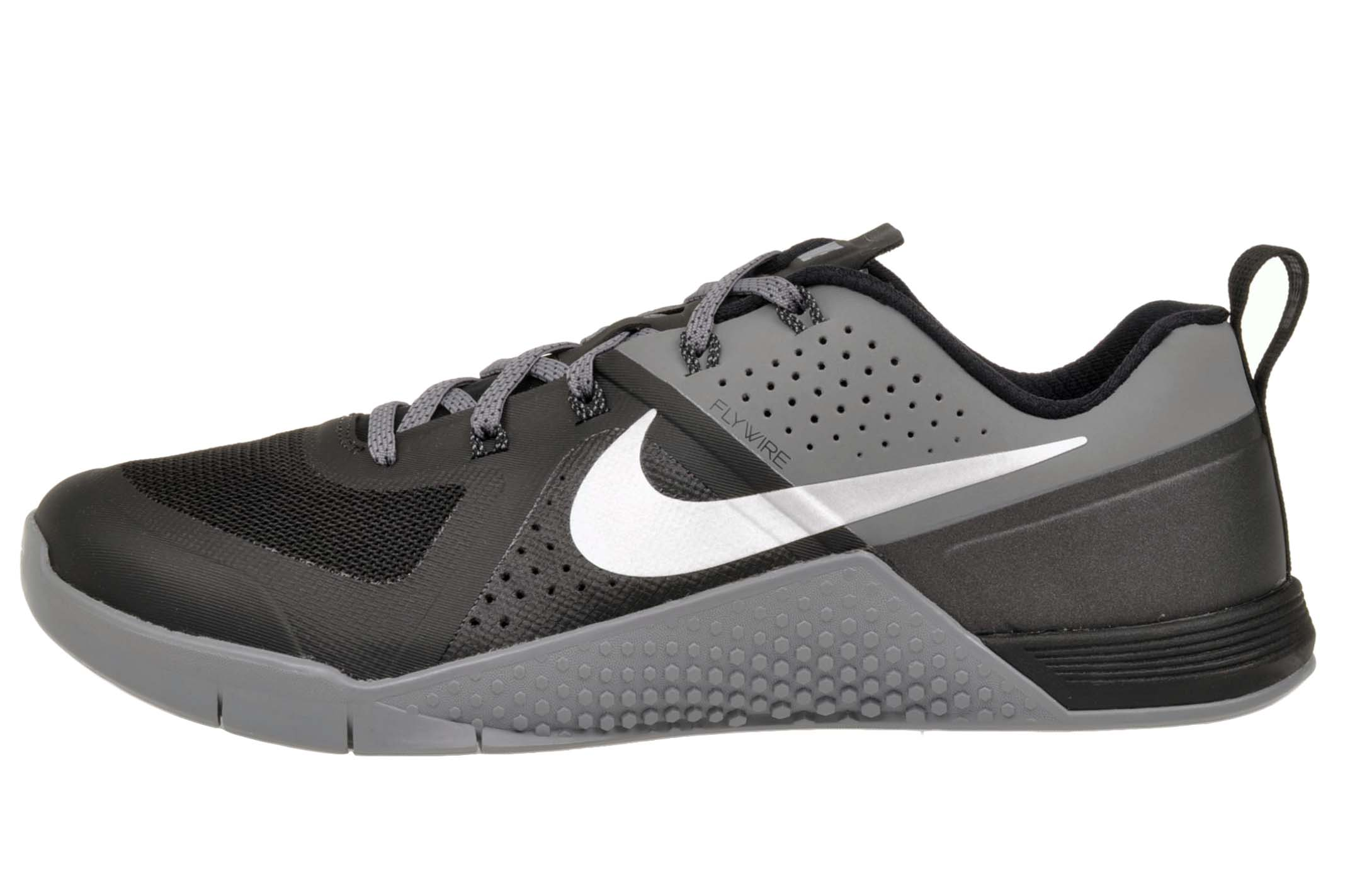 ... Nike Metcon 1 Crossfit Mens Training Shoes Trainers Sneakers Black  704688-002 ... 0b86eefc7