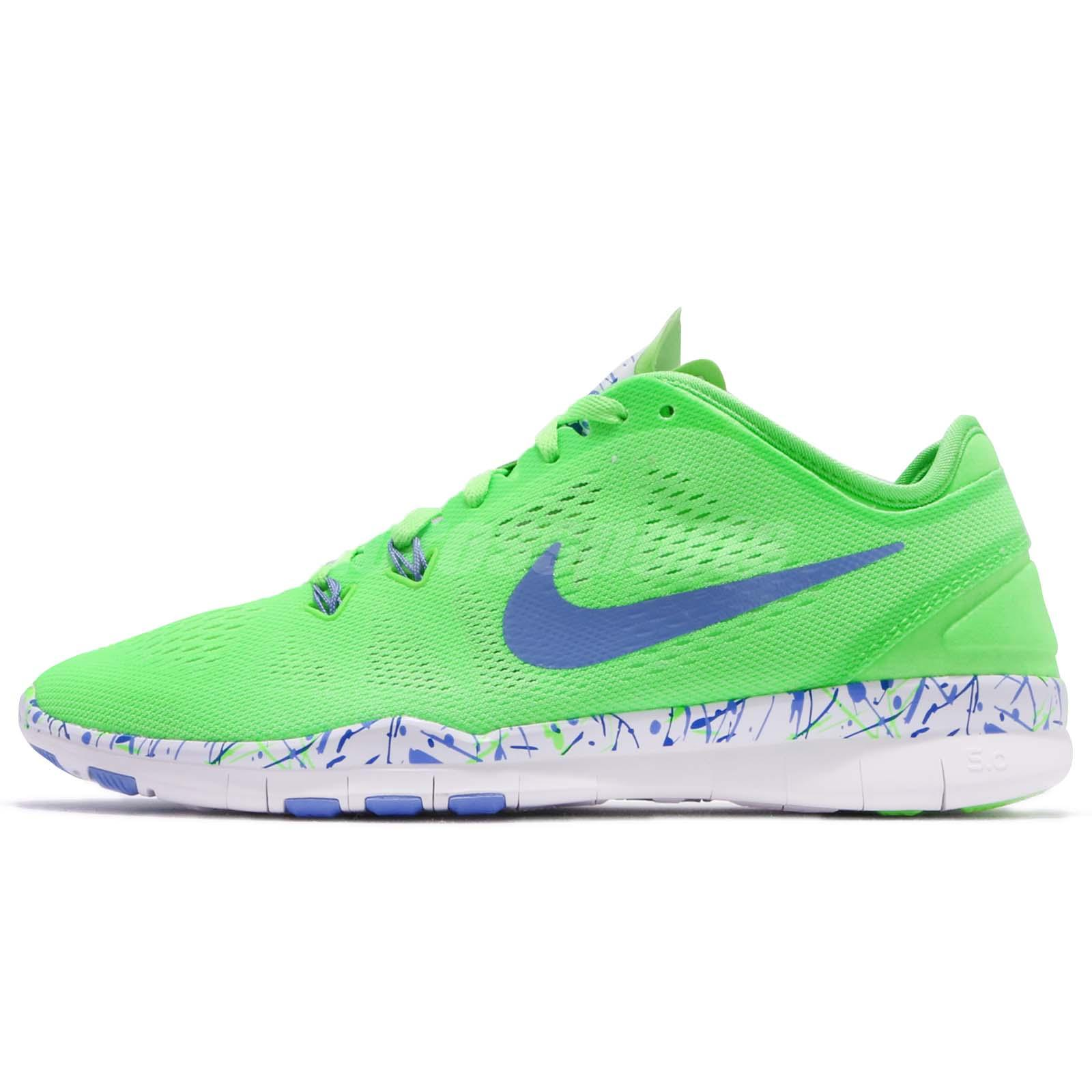 ba9c69ed64e19 Nike Wmns Free 5.0 TR Fit 5 PRT Voltage Green Women Training Trainers 704695 -301