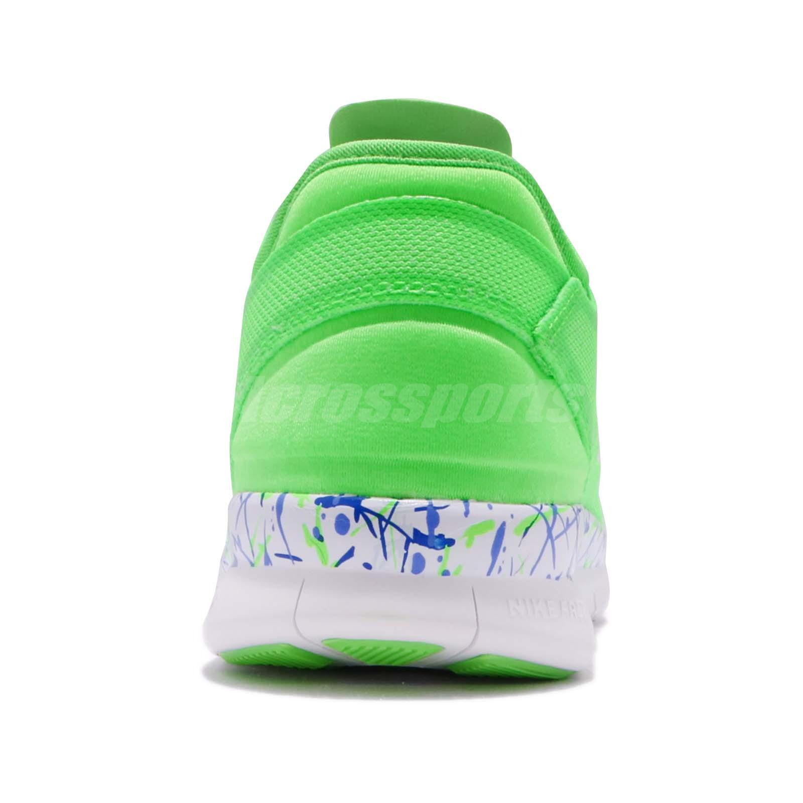 27a07890d540f Nike Wmns Free 5.0 TR Fit 5 PRT Voltage Green Women Training ...