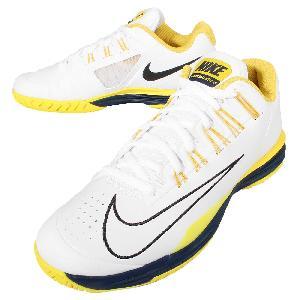 b43d65eb3042 ... new zealand nike lunar ballistec 1.5 white yellow rafael nadal mens  tennis shoes 705285 107 .