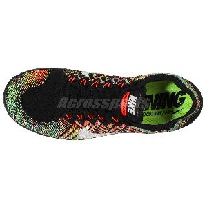 newest 13683 6d4d1 ... multicolor 631053 004 black photo blue light crimson volt a7b29 9cea8   new arrivals mens nike free 4.0 flyknit running shoes 60cbd 3b380