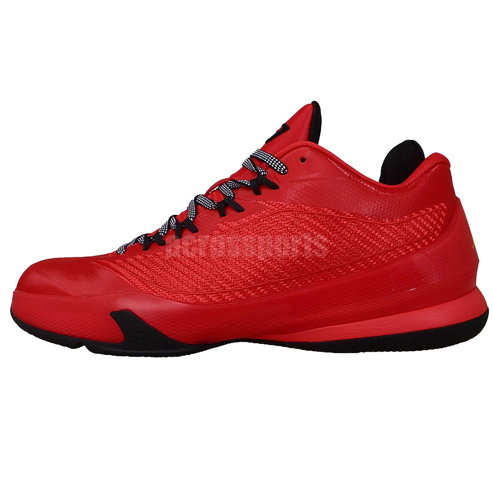Nike Jordan CP3 VIII x 8 Chris Paul 2014 Red Mens ...