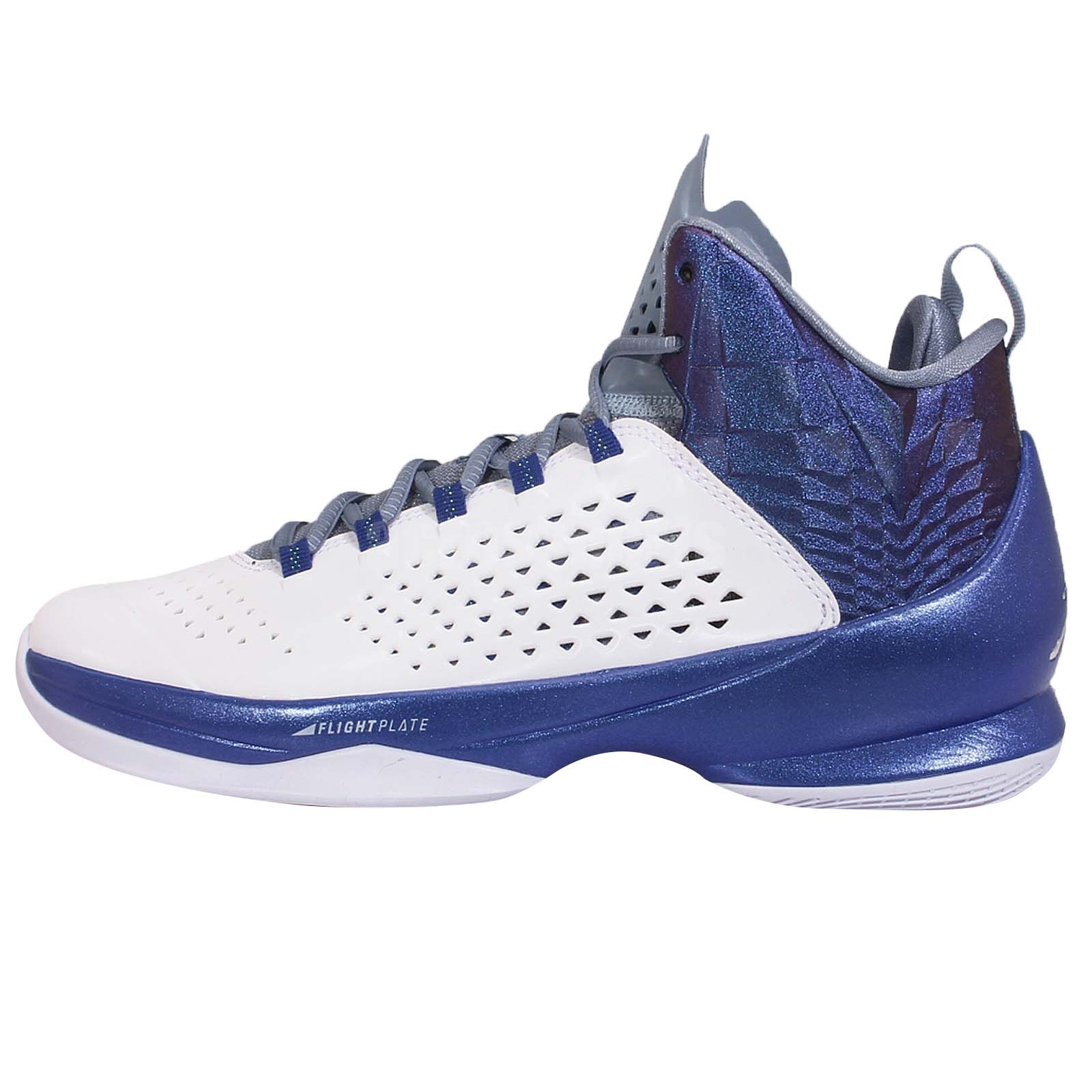 Nike Jordan Melo M11 X Carmelo Anthony White Blue Mens ...