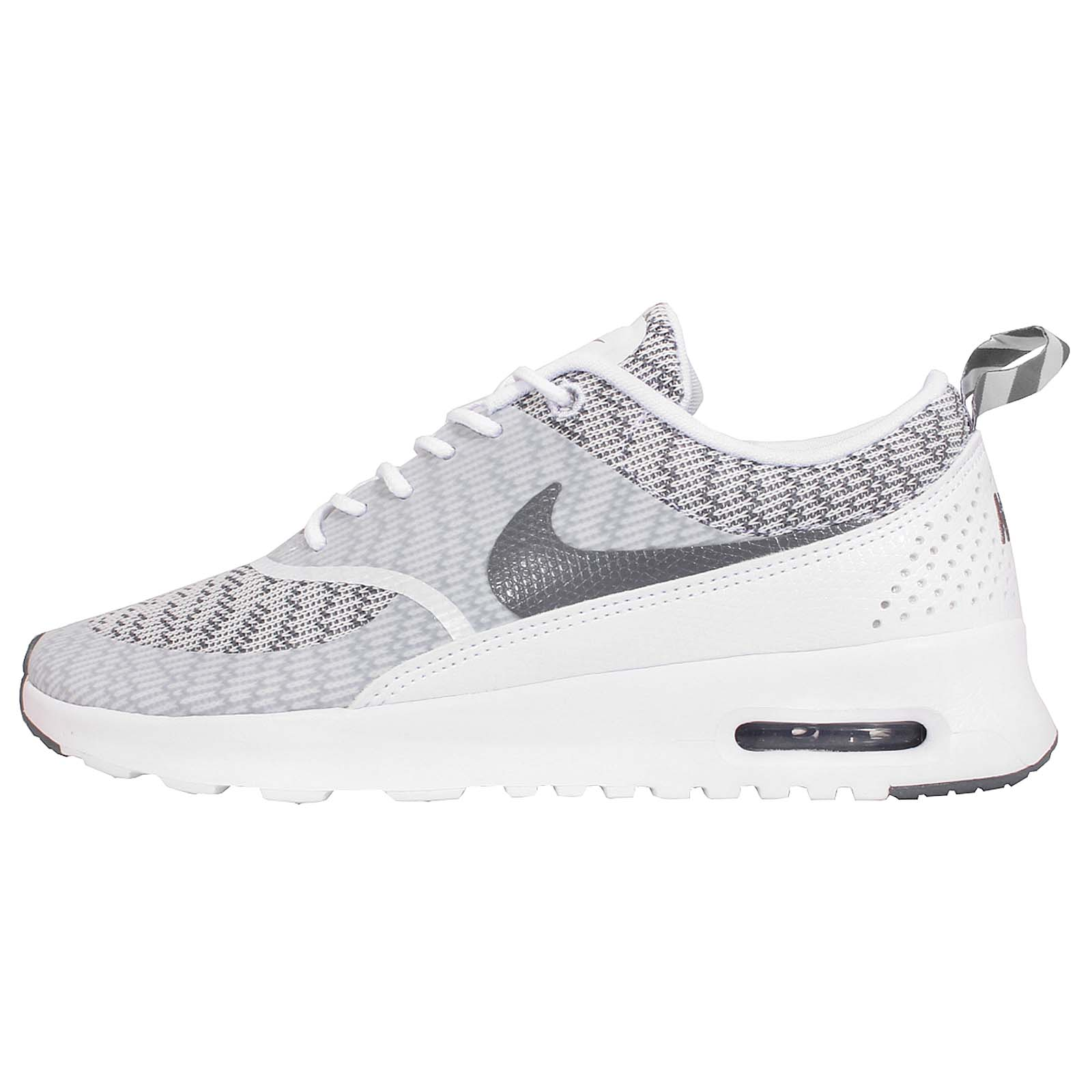 Wmns Nike Air Max Thea KJCRD Grey White Womens NSW Running Shoes 718646-100 | eBay