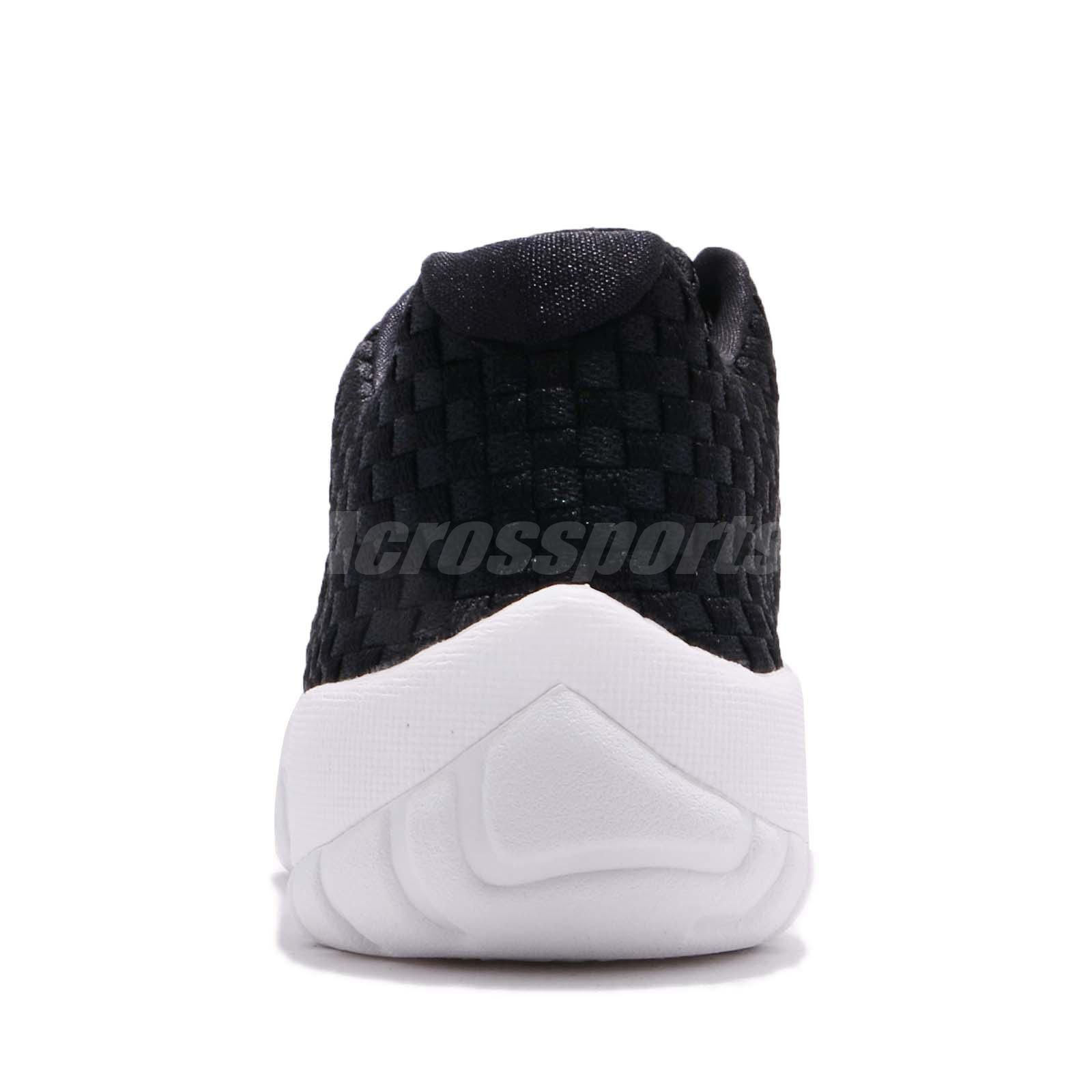 ae395e44982f Nike Air Jordan Future Low Black White Men Lifestyle Shoes Sneakers ...