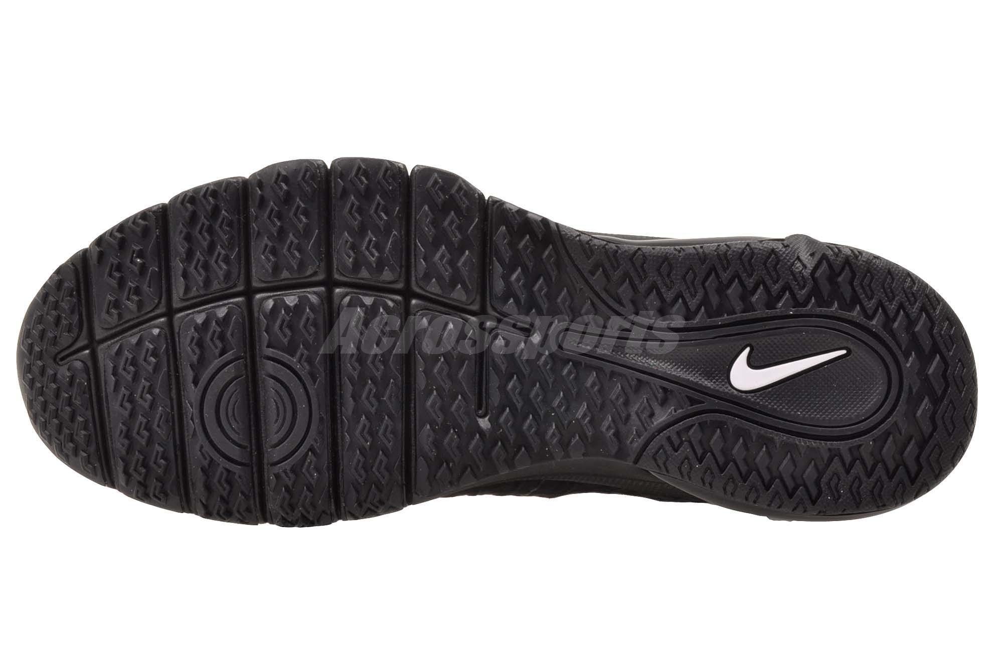 2adc2e3c0d766a Nike Air Max TR180 TB Cross Training Mens Shoes Black 2016
