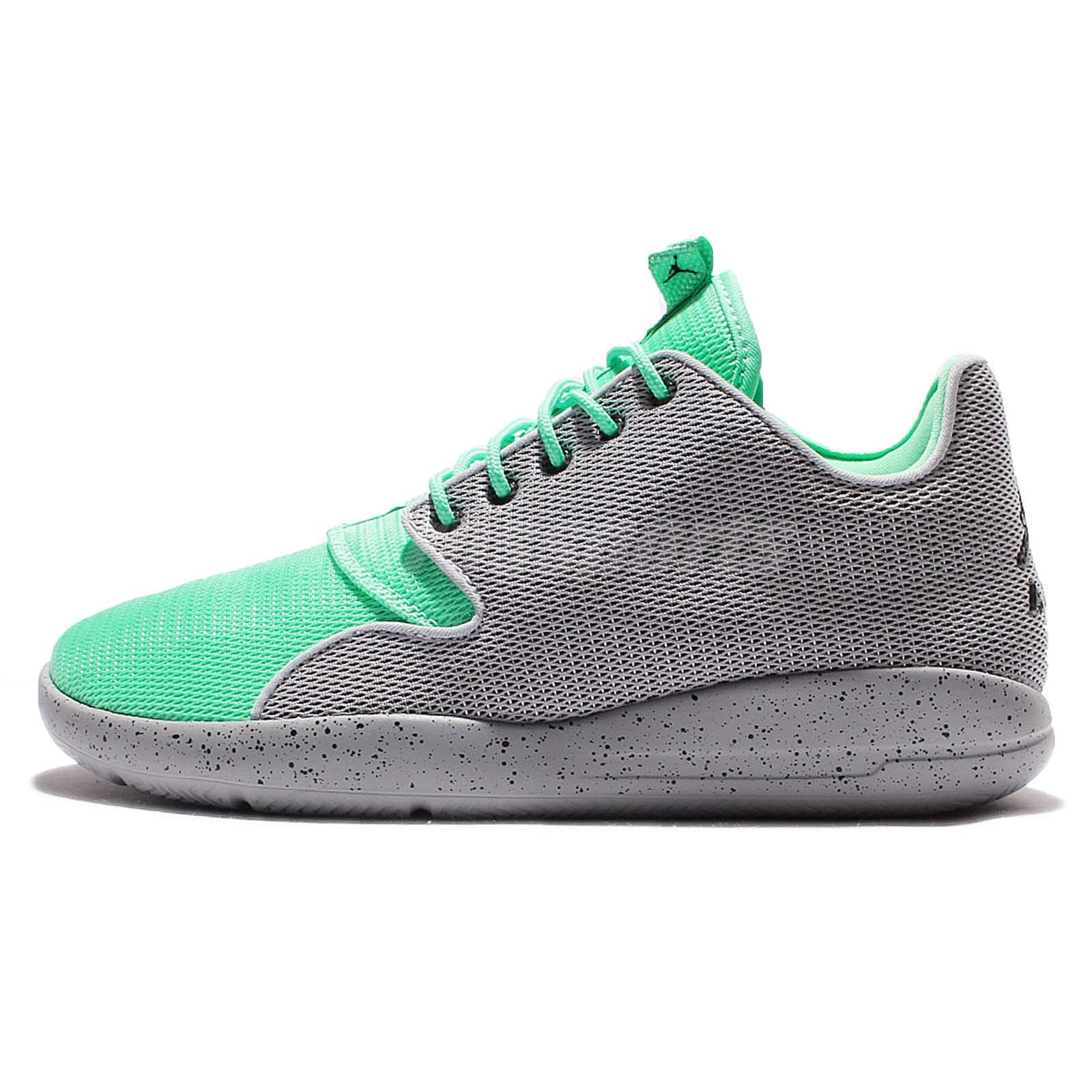Nike Jordan Eclipse Air Sole Grey Green Mens Casual Shoes ...
