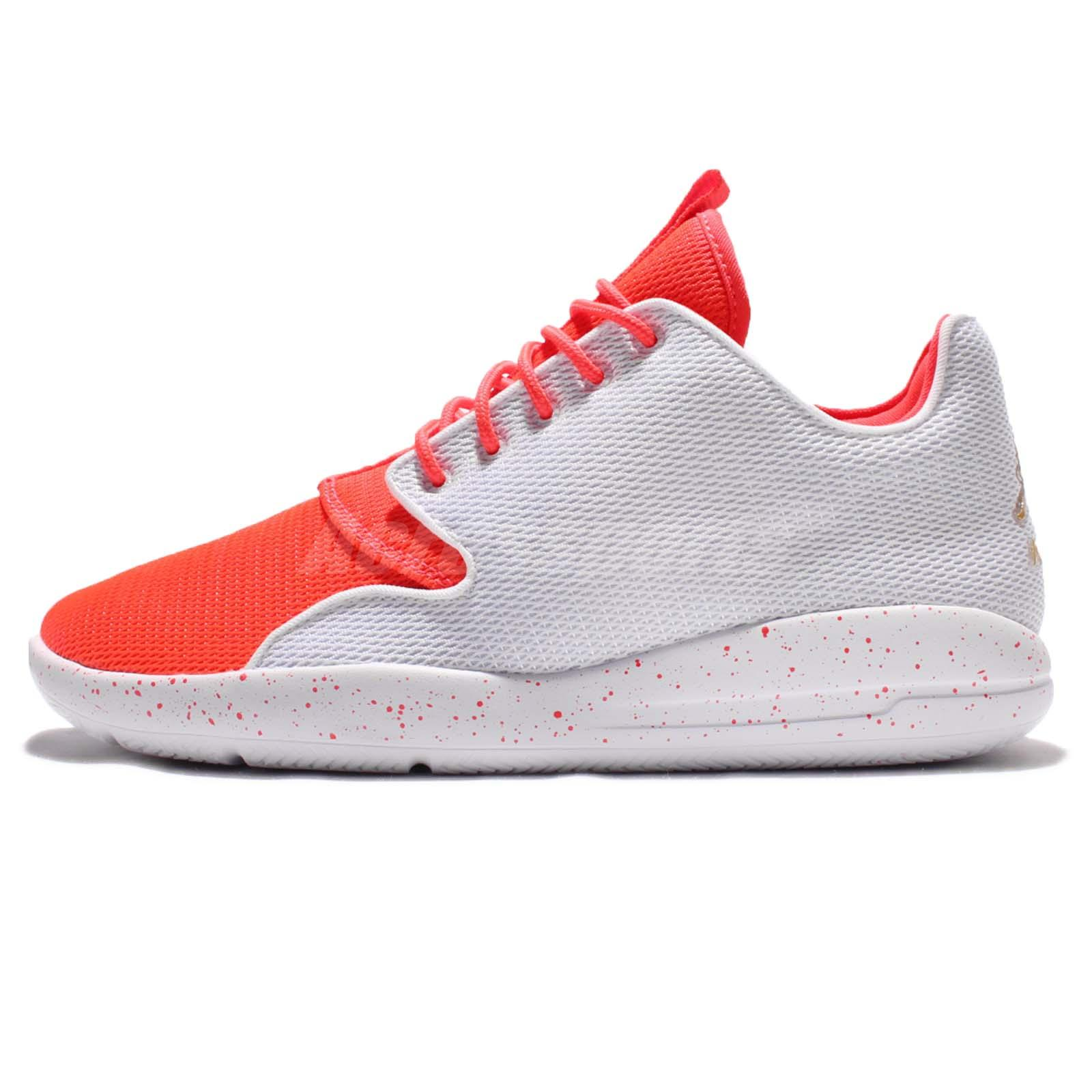 Nike Air Jordan Eclipse White Infrared 23 Mens Running Shoes Sneakers 724010 -126 1d27eb945