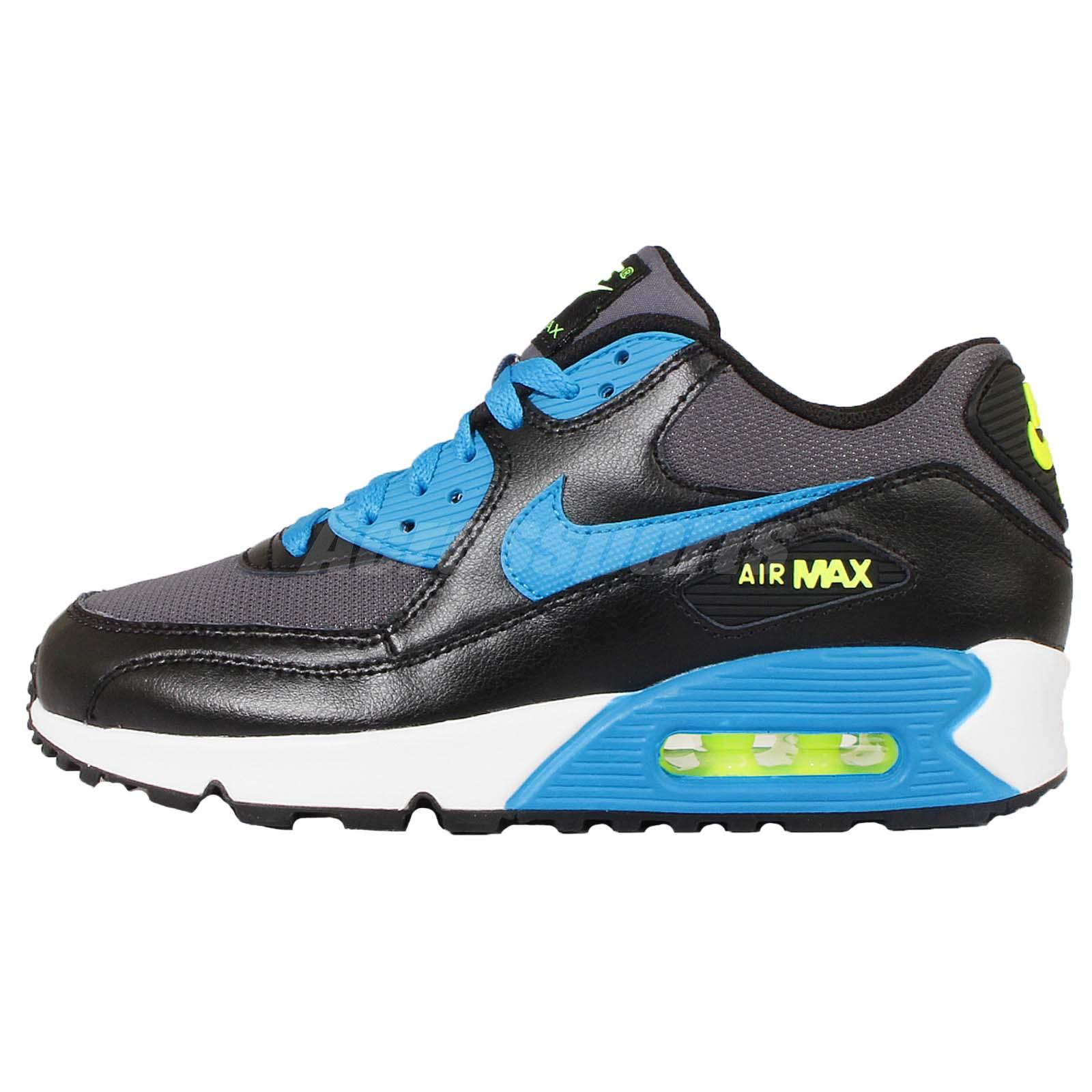 nike air max 90 gs youth womens boys girls running shoes. Black Bedroom Furniture Sets. Home Design Ideas