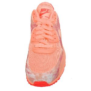 sports shoes c1963 ddefc Wmns Nike Air Max 90 Print Pink Orange Sunset Womens Running Shoes 724980- 800