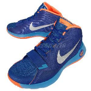 Nike KD Trey 5 ... Kd 5 Blue And Orange