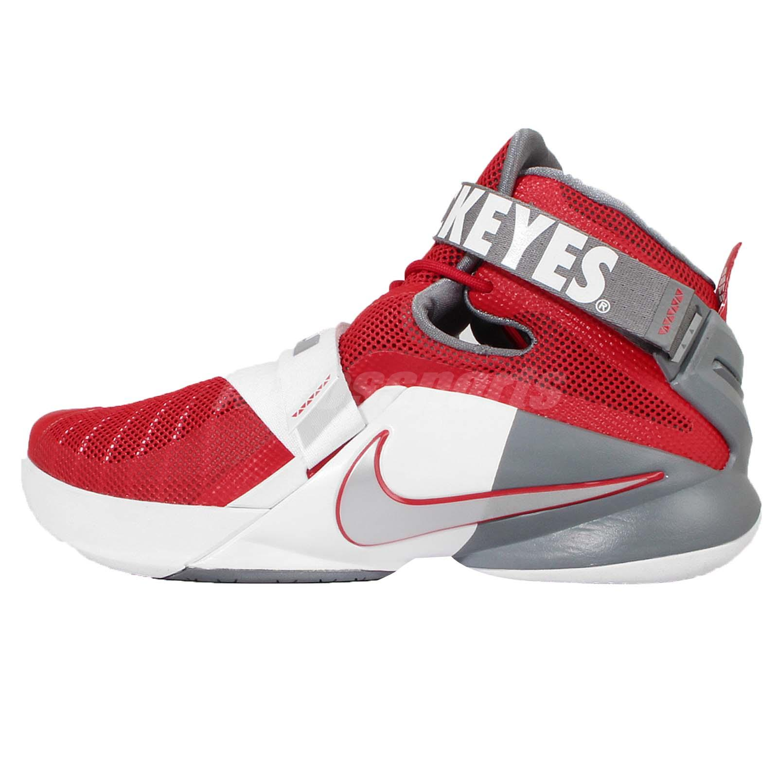Ohio State Nike Shoes