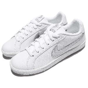 new concept ff23f e5a9e nike casual shoes white colour women