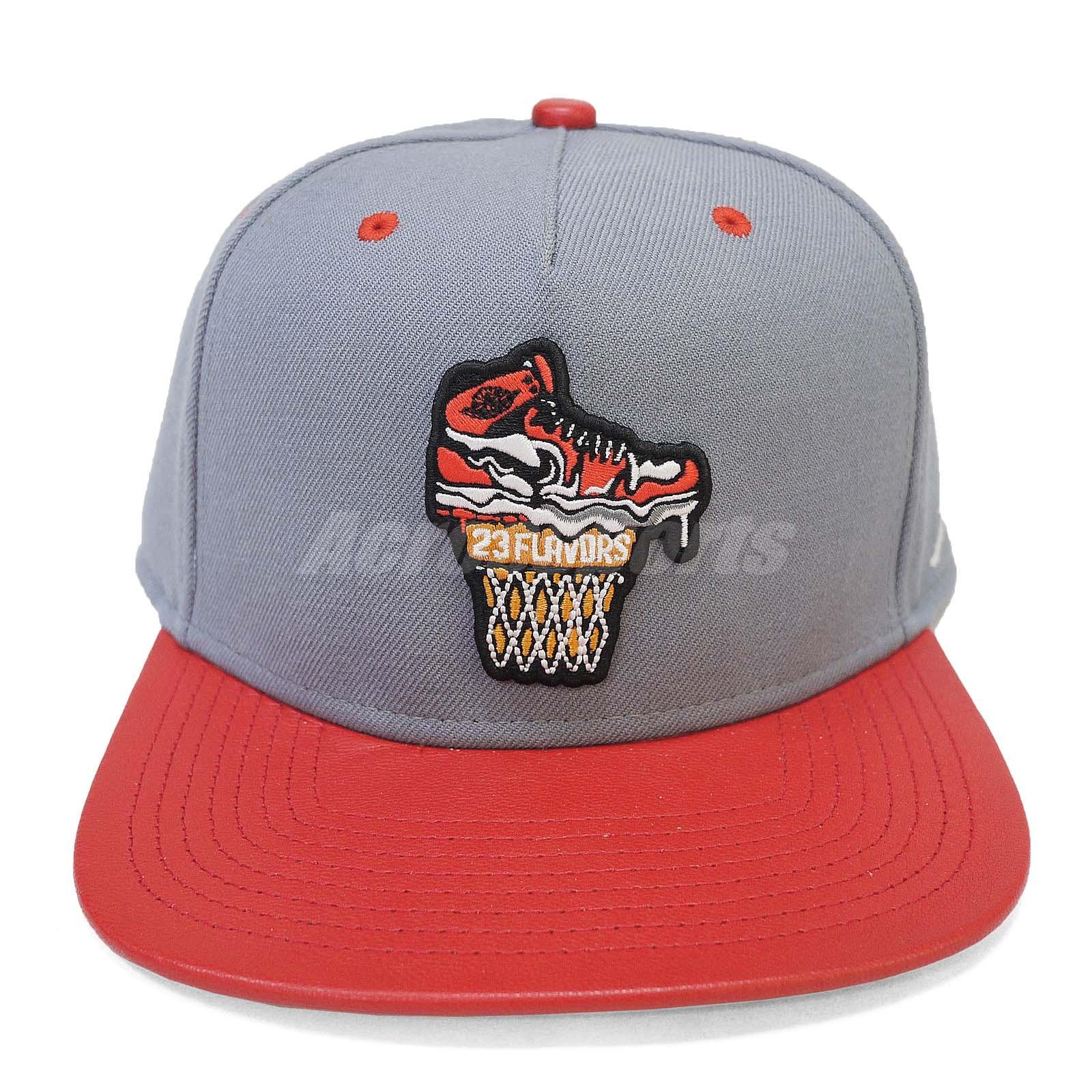 4e86946fca6e12 Nike Air Jordan Ice Cream Pack Flavors Sundae Flat Bill Cap Snapback ...