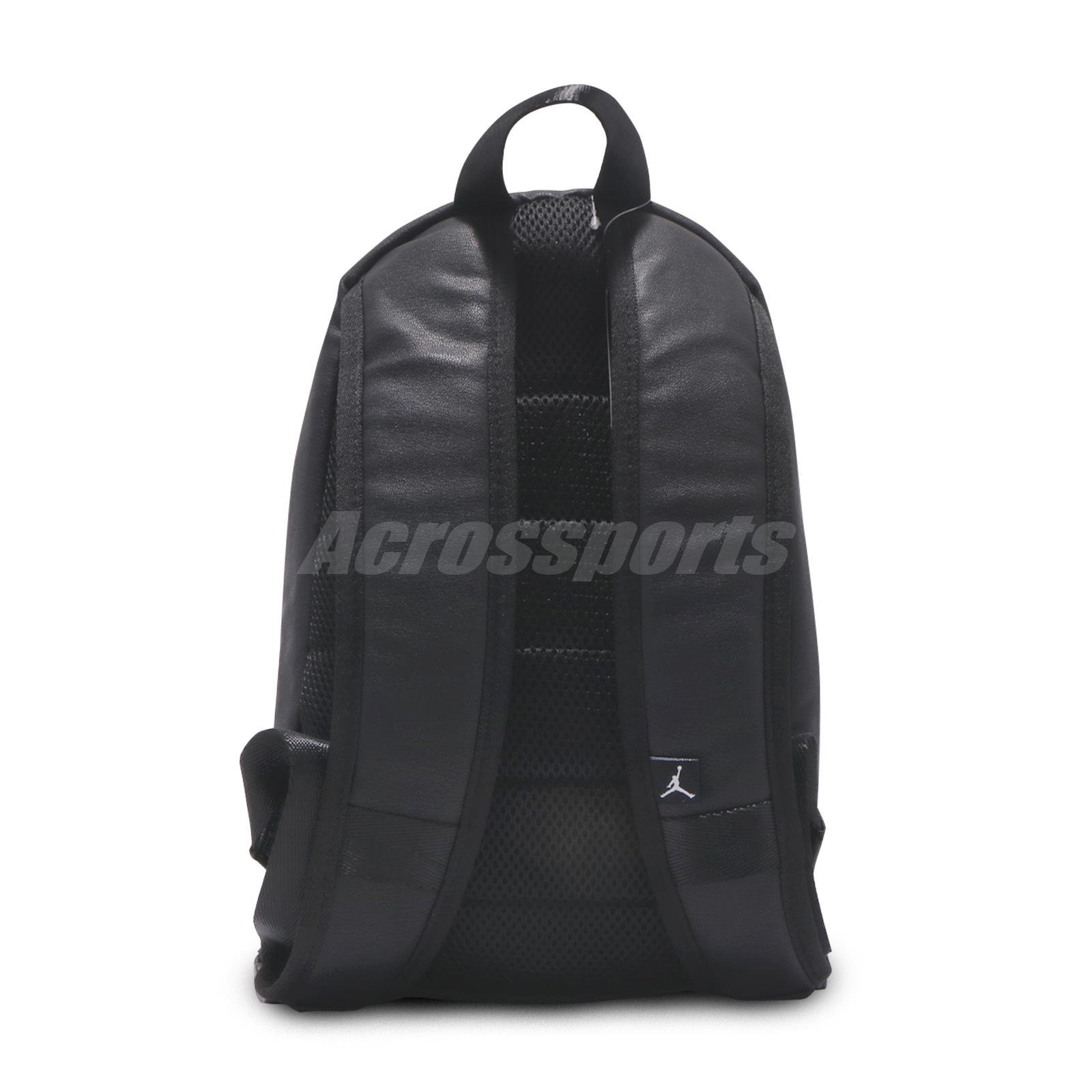 cc0c0cada82192 Nike Jordan Skyline Mini Backpack Black Gold School Bookbag Kid ...