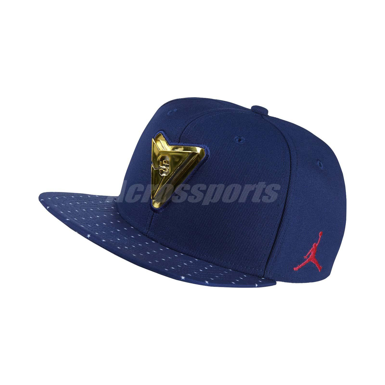 7d5b434c738 Nike Air Jordan 7 Retro Barcelona Olympics Snapback Adjustable Hat  801771-455