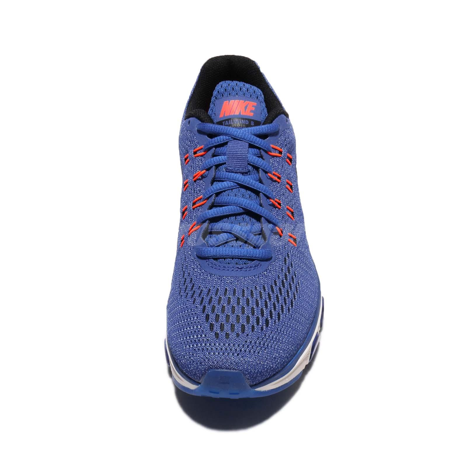 n i k e air max tailwind 8 racer blue womens running shoes