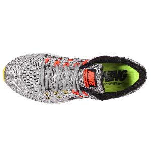 sale retailer 9ccc6 3b41e Nike Air Zoom Structure 19 Grey Black Mens Running Shoes Sneakers 806580-007  ...