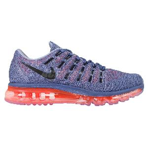 half off f4223 ca470 Nike Air Max 2016 Blue Orange Mens Running Shoes Sneakers Trainers  806771-402