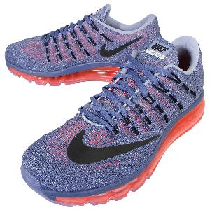 best service 3a553 36caf ... netherlands nike air max 2016 blue orange mens running shoes sneakers  trainers 806771 402 d92a2 58564