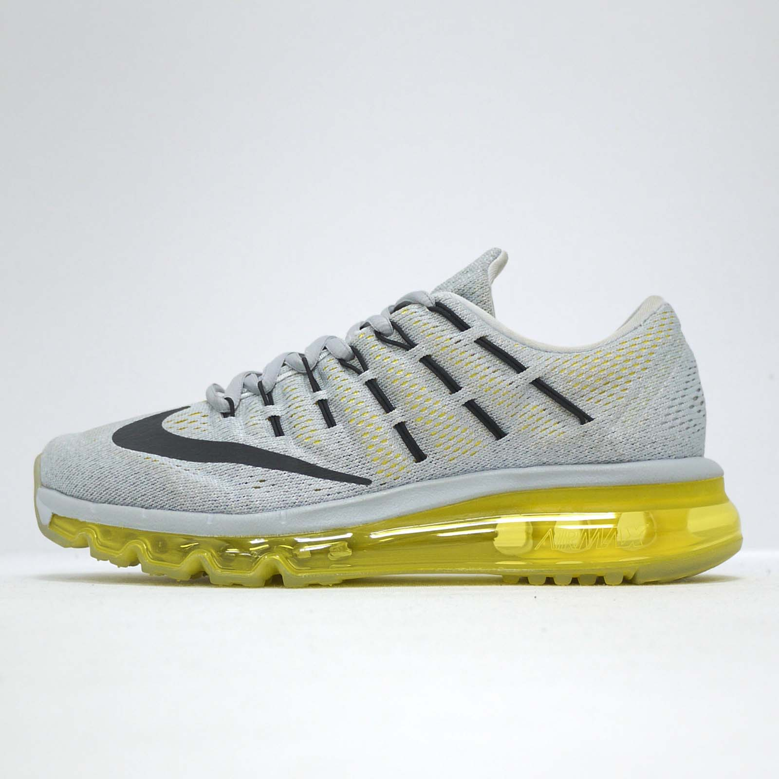 save off 0a3ab e0f50 Nike Wmns Air Max 2016 Left Foot With Discoloration Women Shoes 806772-007