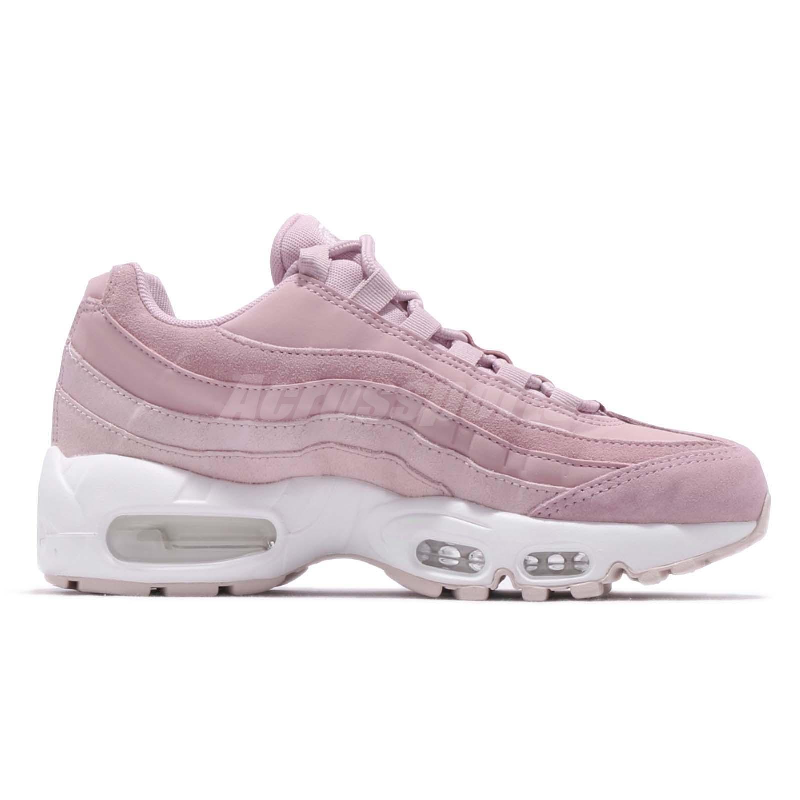 NIKE AIR MAX 95 PREMIUM 807443 503 pink women's sneakers air max 97 98 1   eBay