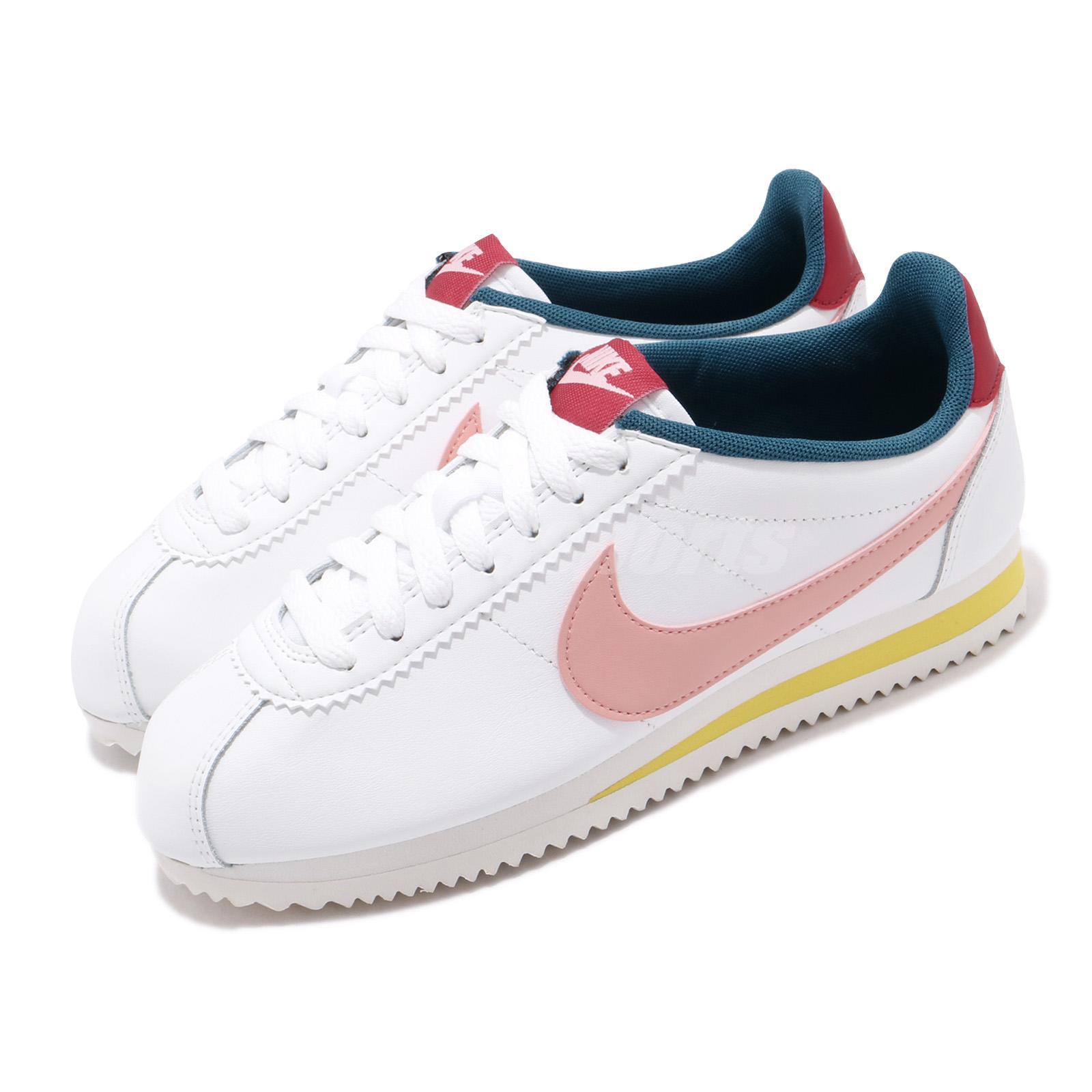 Nike Wmns Classic Cortez Leather White