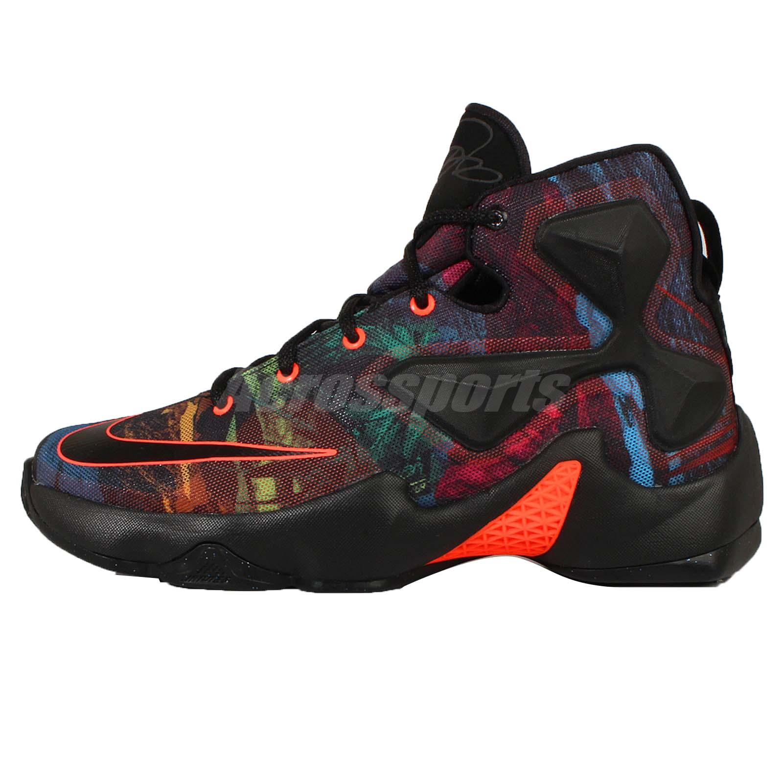 lebron james shoes 13 for kids