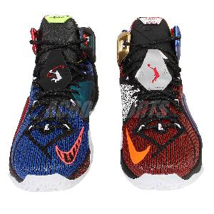 ... Nike Lebron XII SE EP 12 What The LeBron Mens Basketball Shoes 812511- 909 d71a42a6d