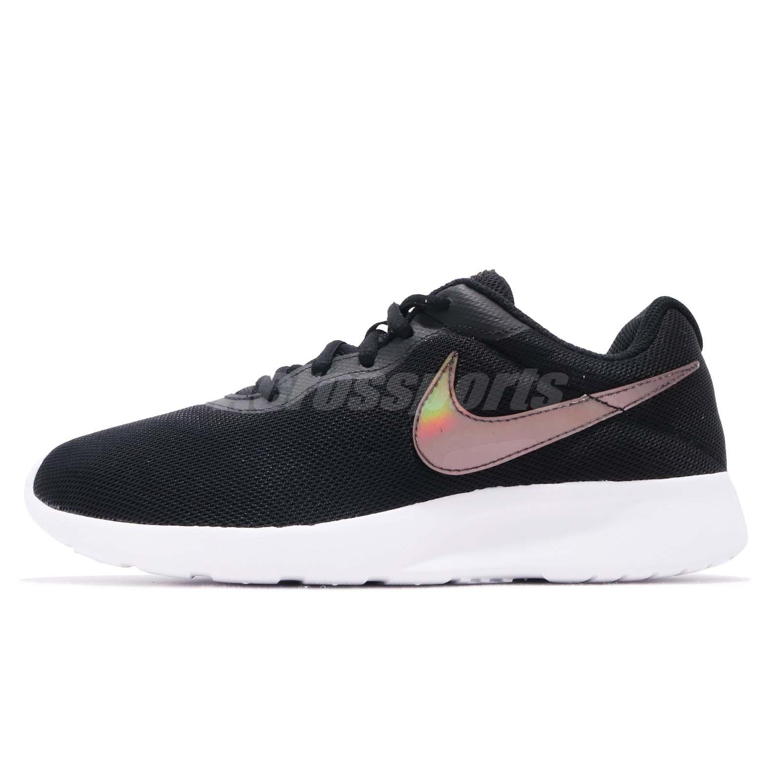wholesale dealer 42d3e c2199 Damenschuhe Black Nike Women Tanjun Premium SE Sneaker