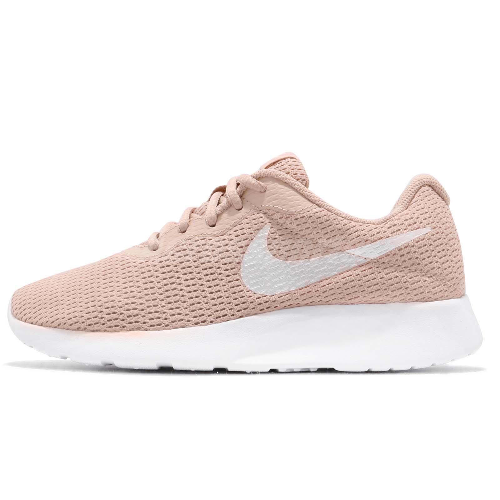 01d8e311358 Nike Wmns Tanjun Particle Beige White Women Running Shoes Sneakers 812655- 202