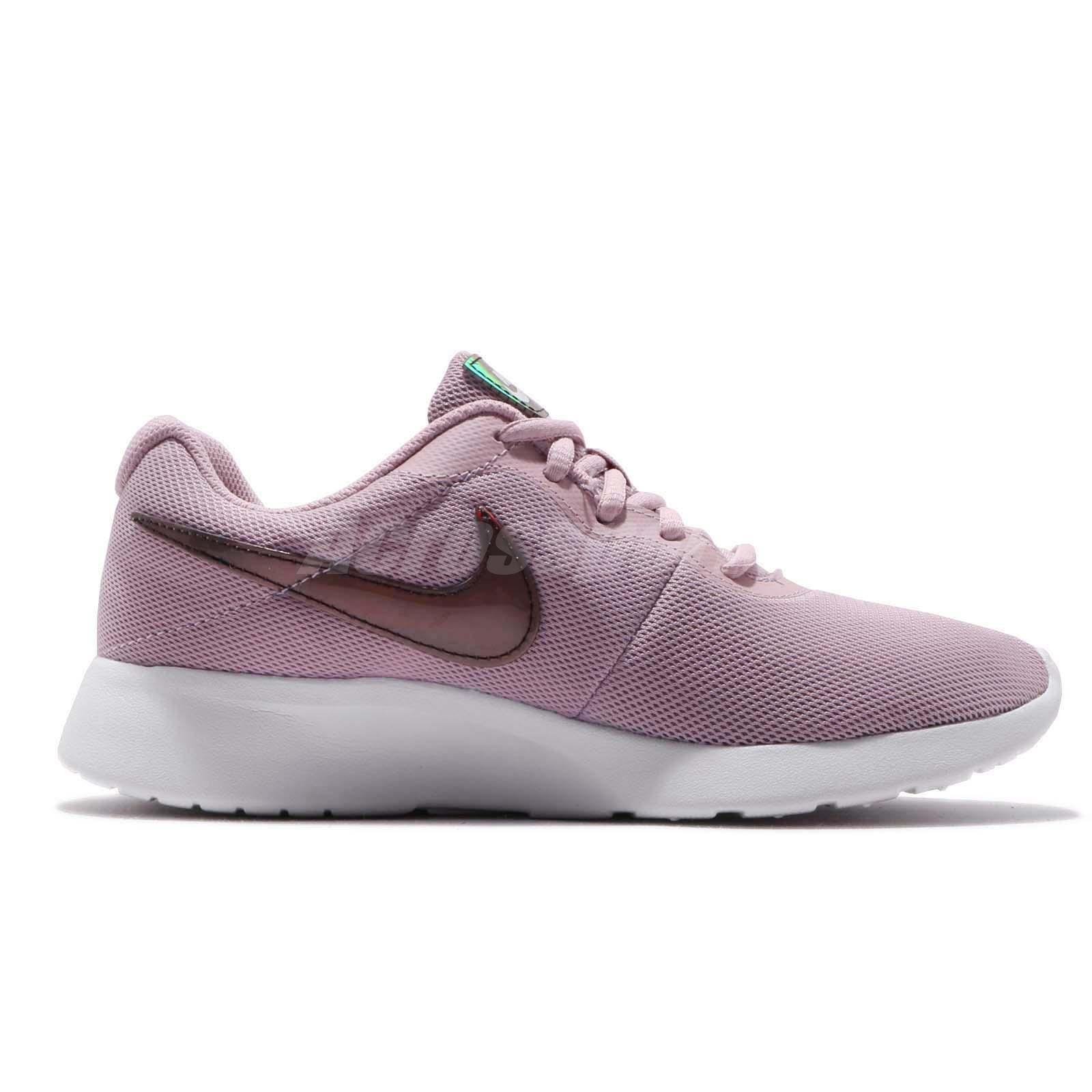 4cbedcff05b Nike Wmns Tanjun Plum Chalk White Women Running Casual Shoes ...