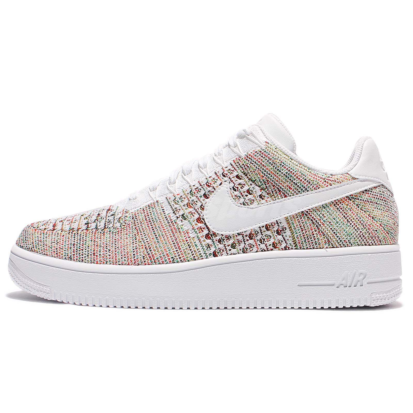nike air force 1 ultra flyknit low white multicolor nz